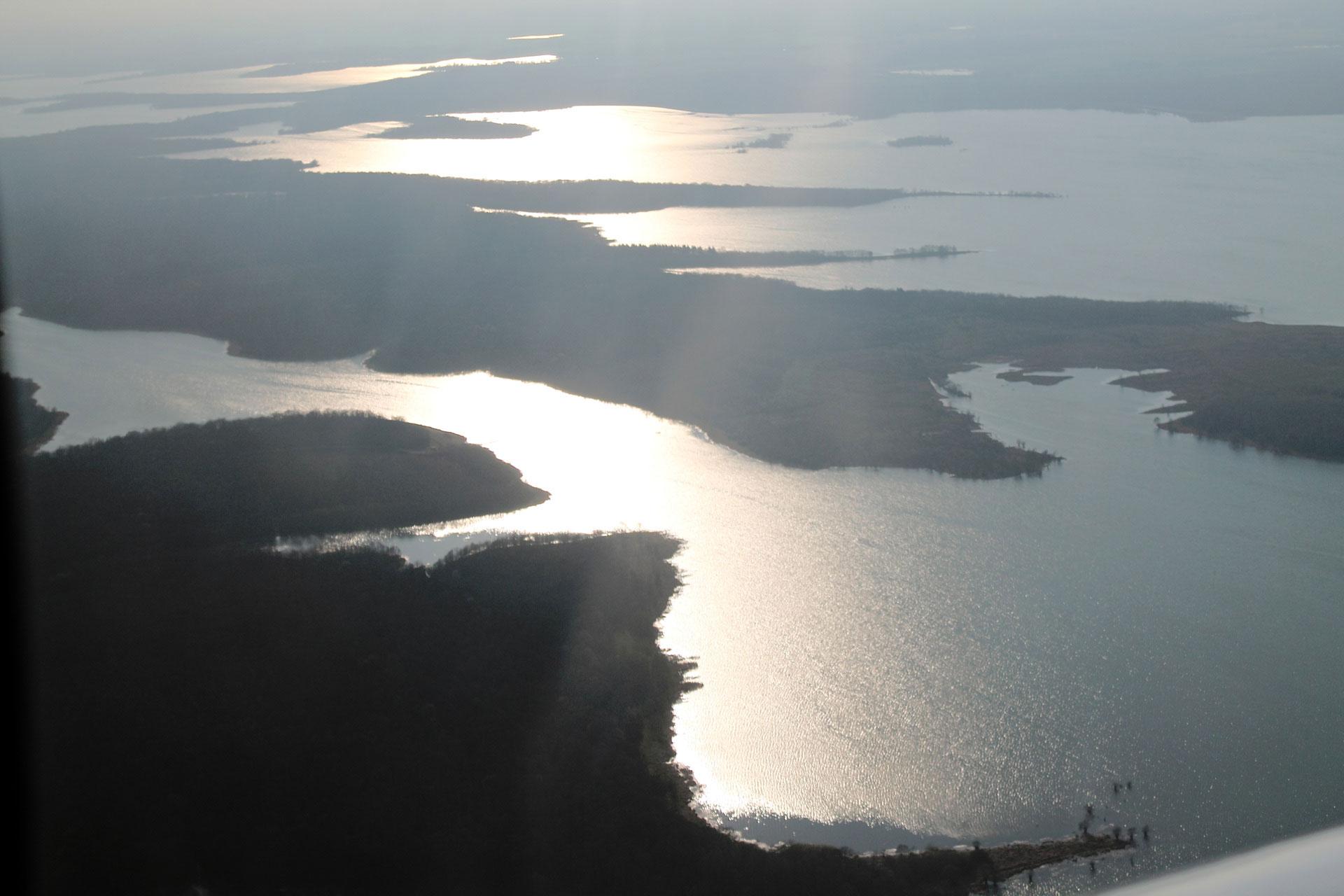 Lac de la forêt d'Orient 1